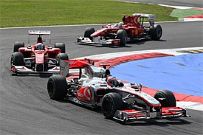 How McLaren lost out at Monza