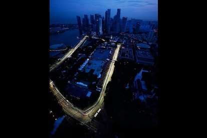 Zoom in: Singapore Grand Prix