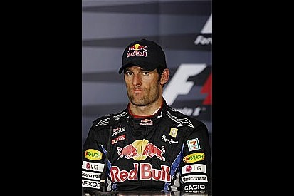 Why Suzuka is crucial for Webber