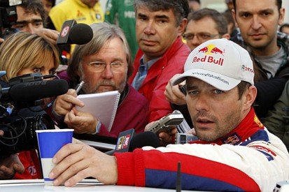 Loeb finally receives his hero's welcome