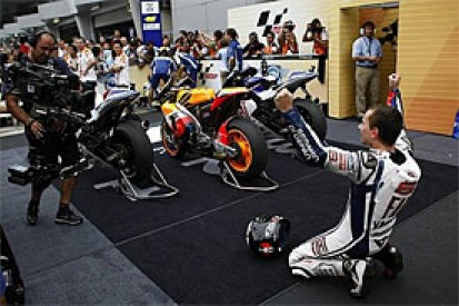 Why Lorenzo is a deserving champion
