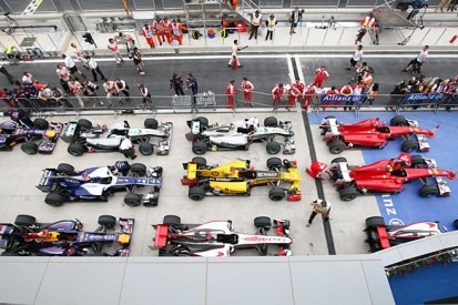 Five themes to watch for in the Korean GP
