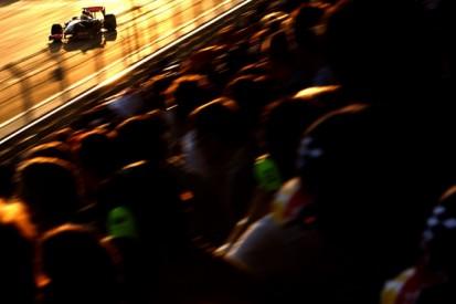 Zoom in: Abu Dhabi Grand Prix