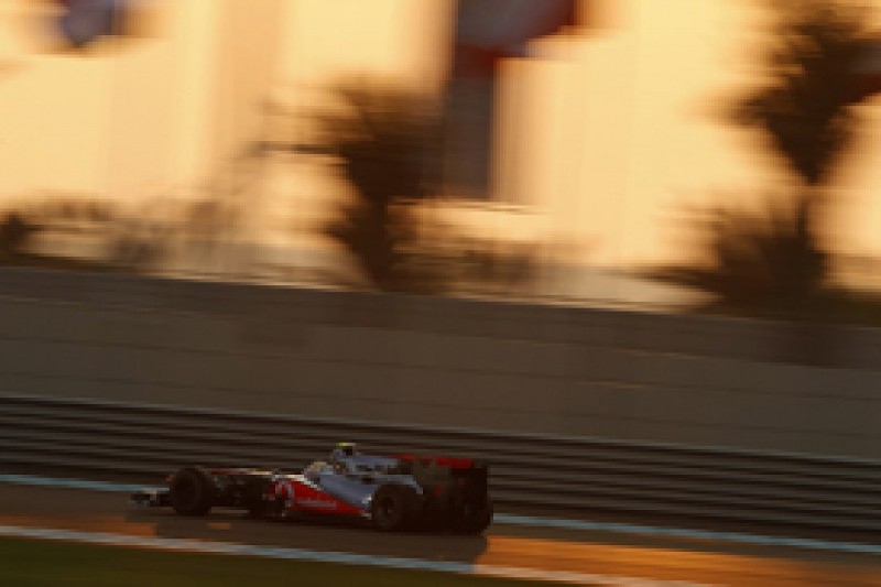 The complete 2010 Abu Dhabi GP review