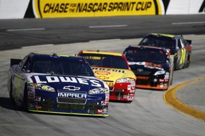 NASCAR's three-way title showdown