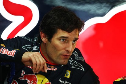The man who would be king: Webber on 2010