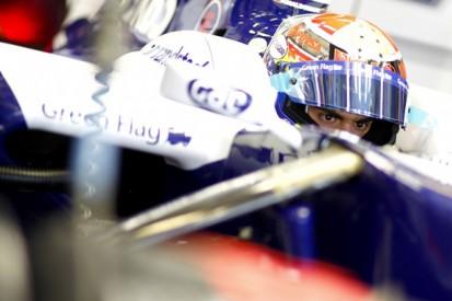Why Williams signed Maldonado