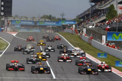 The 2010 Formula 1 race-by-race review