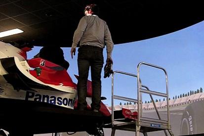 AUTOSPORT tries Toyota's $1m F1 simulator
