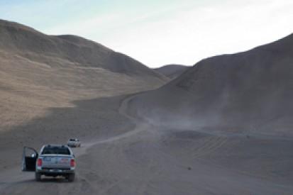 Driving the Dakar: Daily blog