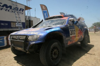 Driving the Dakar: Daily blog part two