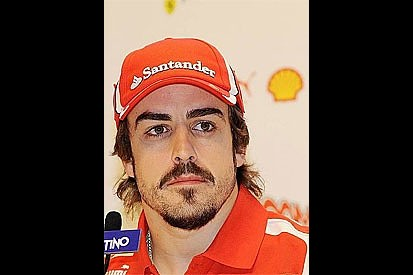 Alonso on his second year at Ferrari