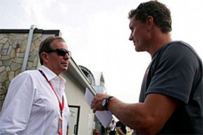 How the Brundle, Coulthard team can work