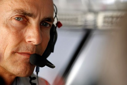 Never satisfied: Interview with Martin Whitmarsh