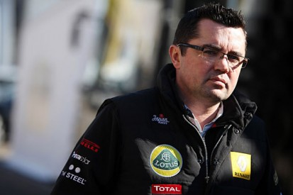 Eric Boullier on his first year at Renault