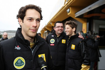 Staying in the game: Bruno Senna interview