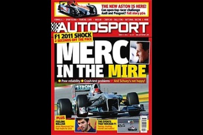 In AUTOSPORT magazine this week: 50 events that rocked F1