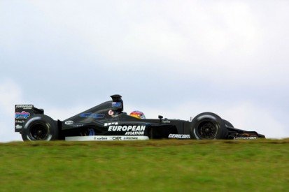 Fernando Alonso and the class of 2001