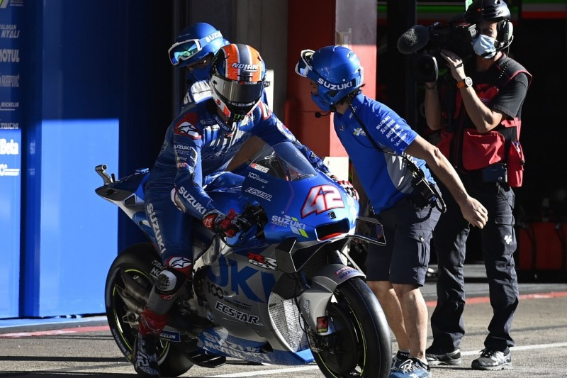 Ungewisser MotoGP-Kalender 2021: Wie Alex Rins damit umgeht