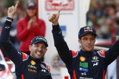 Kurz vor WRC-Saisonstart: Neuville trennt sich von langjährigem Beifahrer