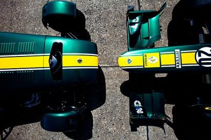 Why Caterham makes sense for Team Lotus