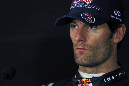 In the magazine: Webber not giving up