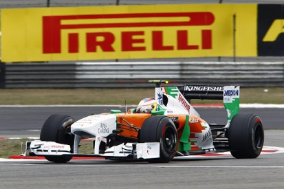 Andy Green on Force India's step forward