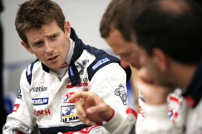 Ten minutes with Anthony Davidson