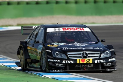 Paffett on his new Mercedes deal