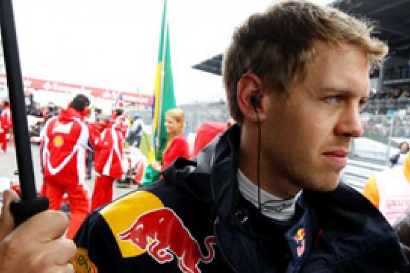 Vettel misses Senna's record