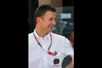 McNish: What it's like to be a driver steward