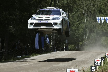 Driving the world's fastest rally stage
