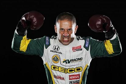 Tony Kanaan - IndyCar's prize fighter