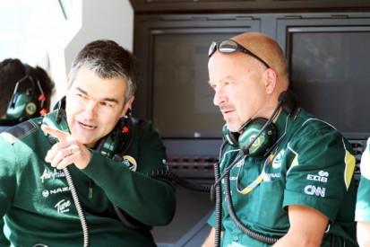 Mike Gascoyne on making it into F1's midfield