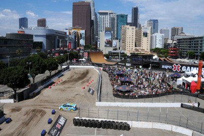 X-Games: Now that's entertainment
