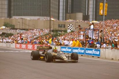 Grand Prix Gold: Detroit GP 1986