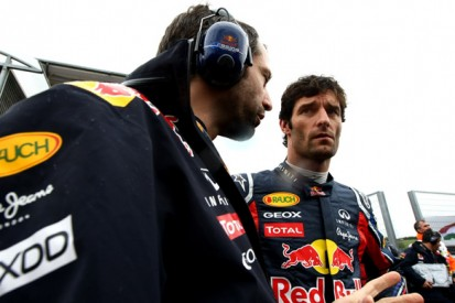 Why Webber is the only choice for Red Bull