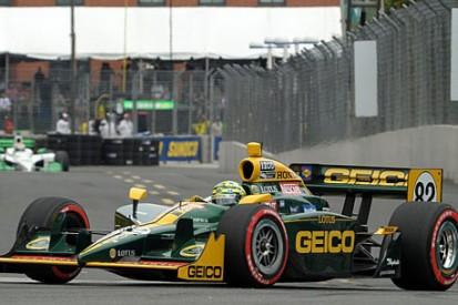 Kanaan's bizarre IndyCar weekend