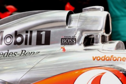 Deconstructing Formula 1: Airboxes