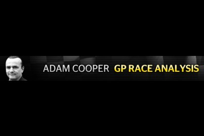 How Button mastered the Japanese GP
