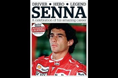 EXCLUSIVE: Watch Ayrton Senna at the 1991 AUTOSPORT Awards
