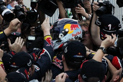 In the magazine: F1 hails youngest double champion