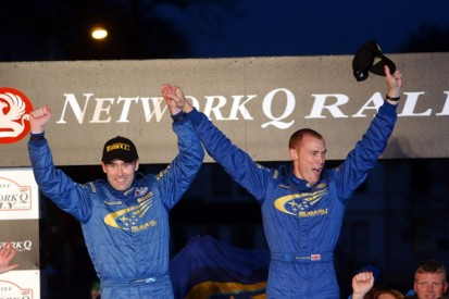 AUTOSPORT Gold: Richard Burns clinches the World Rally title
