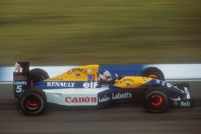 Vettel breaks Mansell's pole record in Brazil