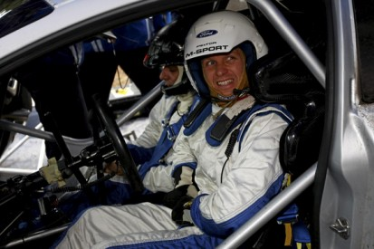 Petter Solberg: Why I signed for Ford