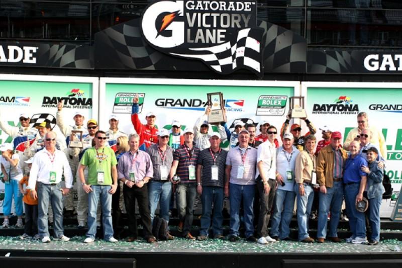 Memories of the year: Fun at the Daytona 24 Hours