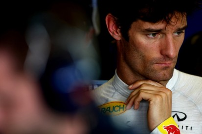 Webber: Why 2012 will be better