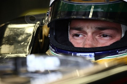 Senna's chance to carve his own name in F1