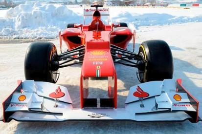 Tech notes: Analysing Ferrari's F2012