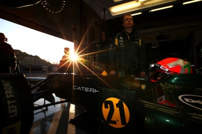 Trulli: Why he's fighting to race on